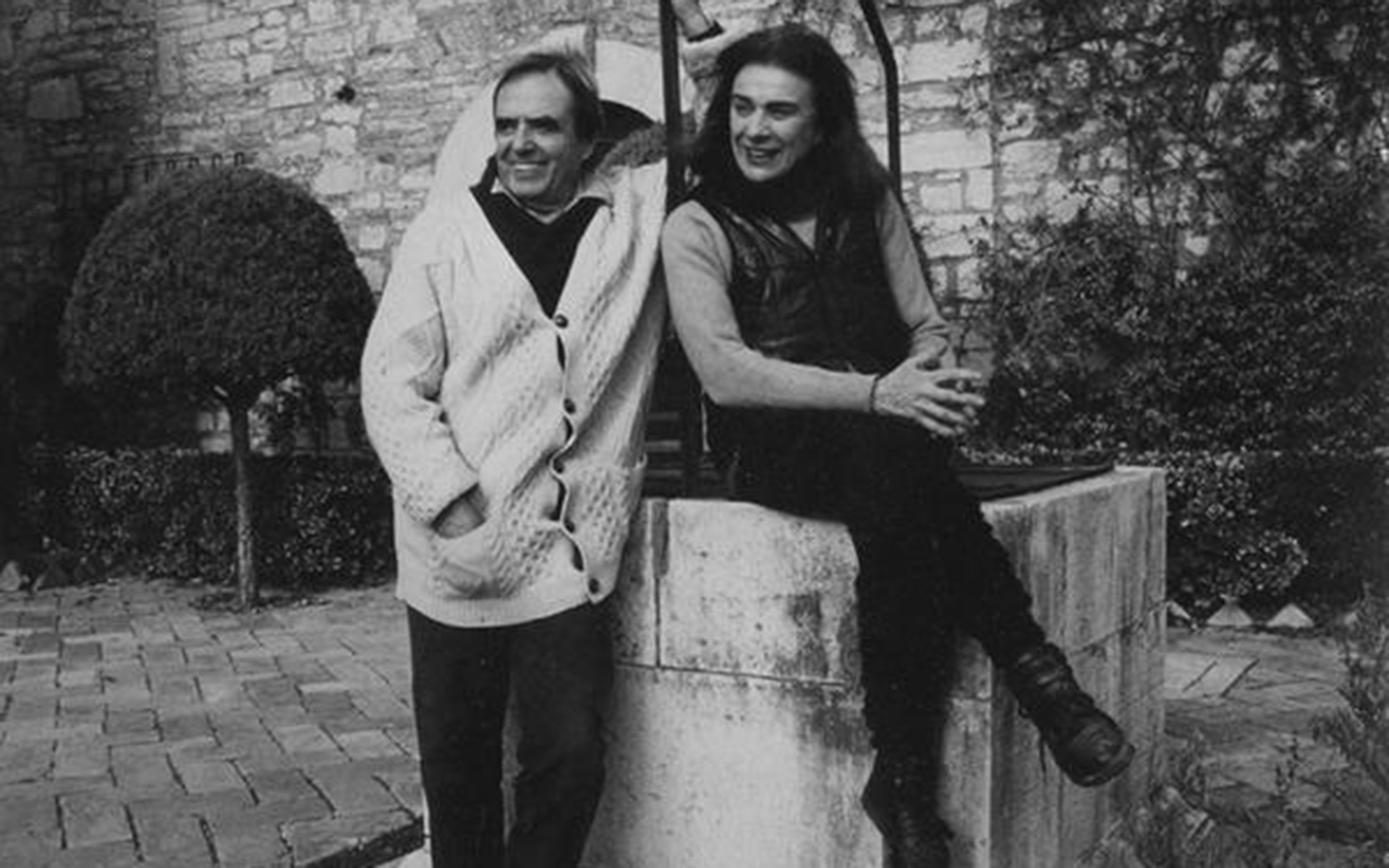 Beverly Pepper e Todi, l'amore di una vita