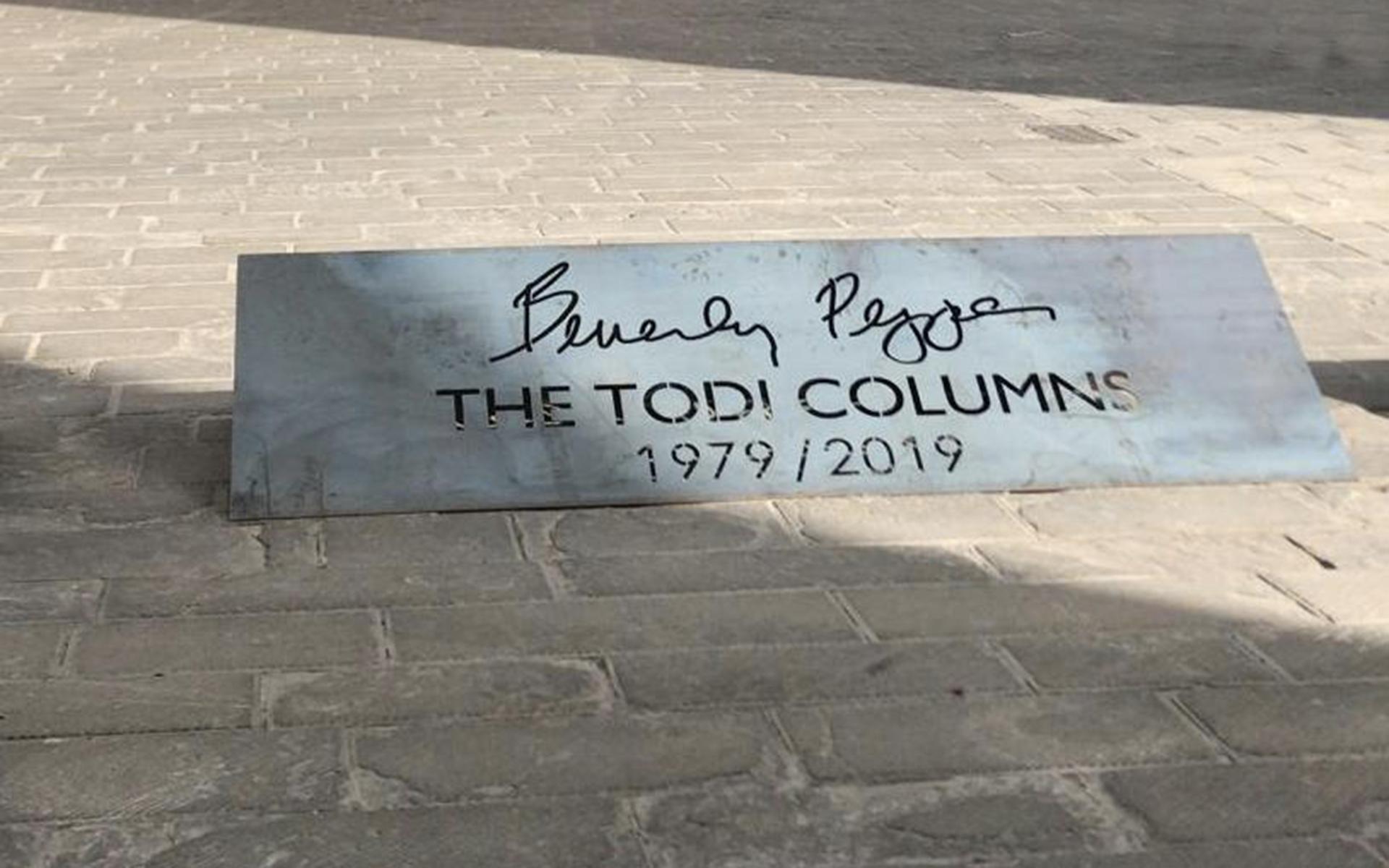 Fondazione-Beverly-Pepper-Todi-Columns-1979-2019