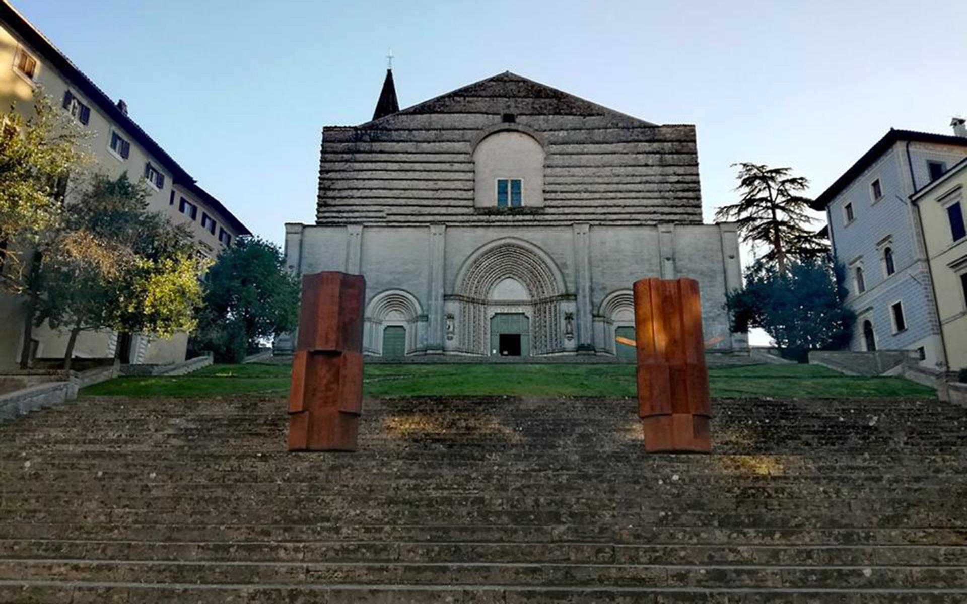 L'anno di Beverly Pepper. La grande scultrice in trionfo fra L'Umbria e Venezia